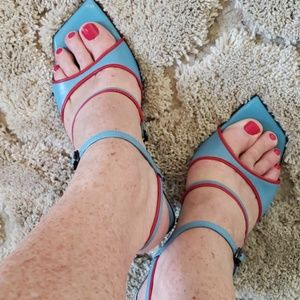 Leather Sole Diesel Sandals